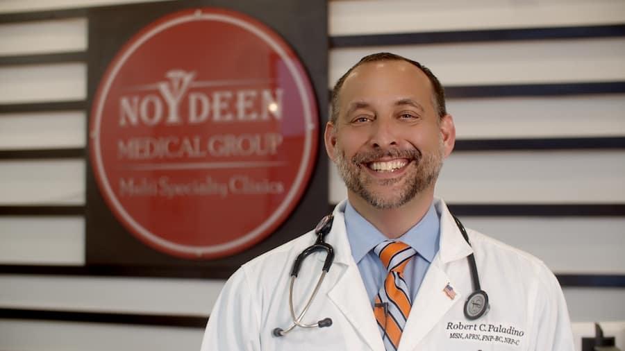DR Robert Paladino